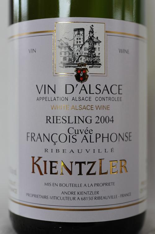 Domaine André Kientzler à Ribeauvillé,