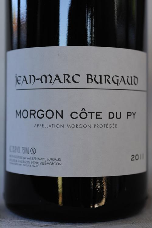 Domaine Jean-Marc Burgaud à Morgon,