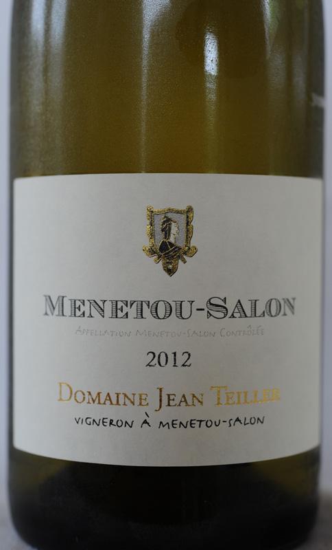 Domaine Jean Teiller à Menetou-Salon,